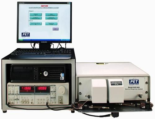 EQE1400 Spectral Response System