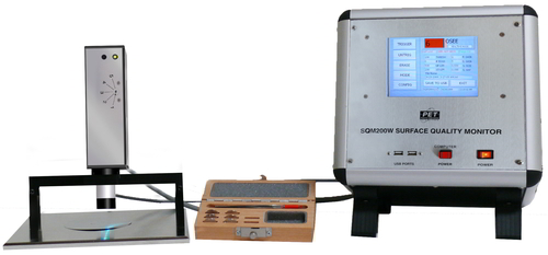 Surface Quality Monitor model SQM200W